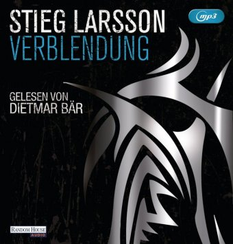 Verblendung, 2 MP3-CDs
