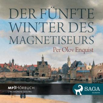 Der fünfte Winter des Magnetiseurs, 3 MP3-CDs