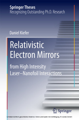 Relativistic Electron Mirrors