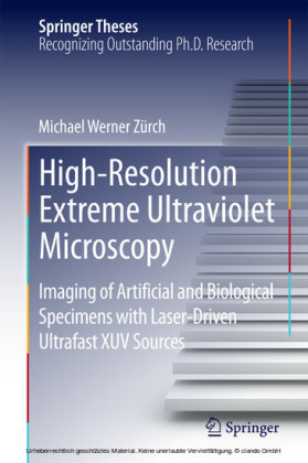 High-Resolution Extreme Ultraviolet Microscopy