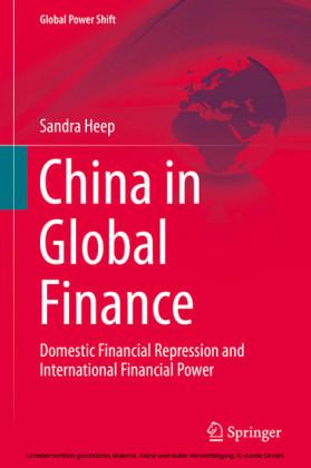 China in Global Finance