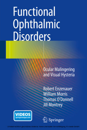 Functional Ophthalmic Disorders