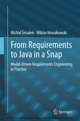 From Requirements to Java in a Snap