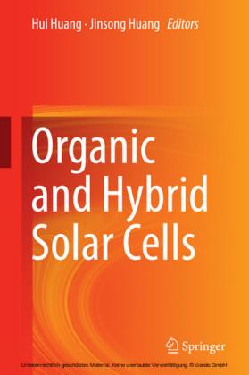 Organic and Hybrid Solar Cells