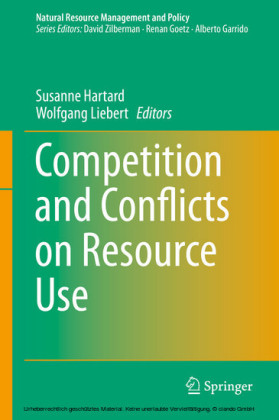 Competition and Conflicts on Resource Use