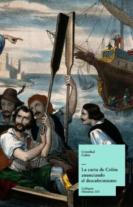 La carta de Colón anunciando el descubrimiento