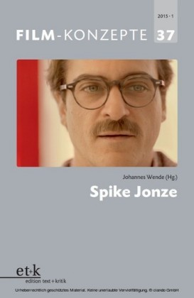 FILM-KONZEPTE 37 - Spike Jonze