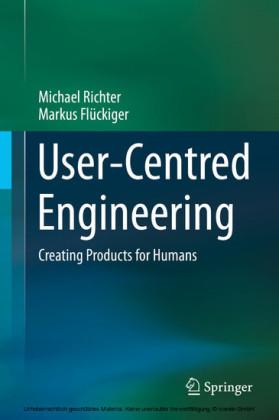User-Centred Engineering