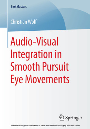 Audio-Visual Integration in Smooth Pursuit Eye Movements