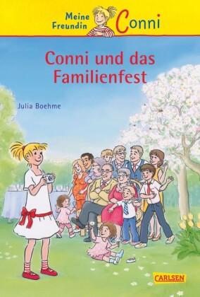 Conni-Erzählbände 25: Conni und das Familienfest
