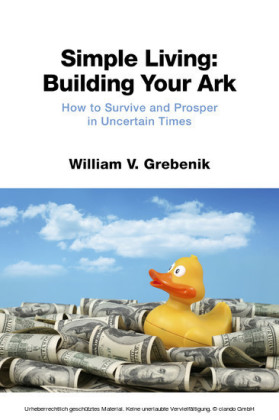 Simple Living: Building Your Ark