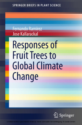 Responses of Fruit Trees to Global Climate Change