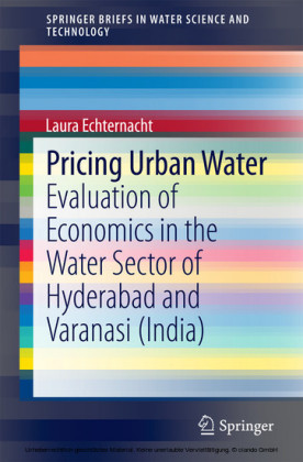 Pricing Urban Water
