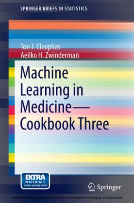 Machine Learning in Medicine - Cookbook Three