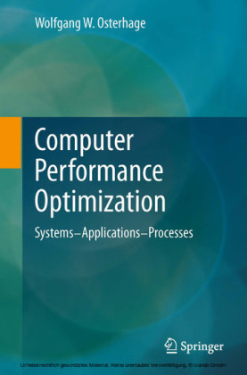 Computer Performance Optimization