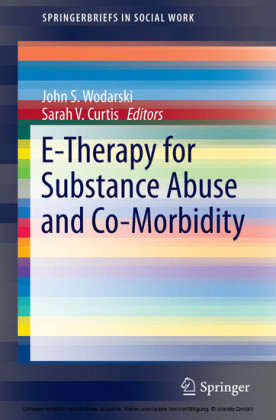 E-Therapy for Substance Abuse and Co-Morbidity