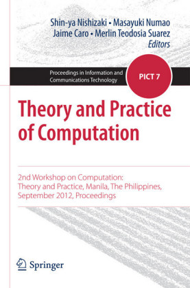 Theory and Practice of Computation