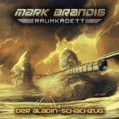 Raumkadett - Der Aladin-Schachzug, 1 Audio-CD Cover