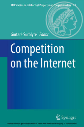 Competition on the Internet