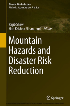 Mountain Hazards and Disaster Risk Reduction