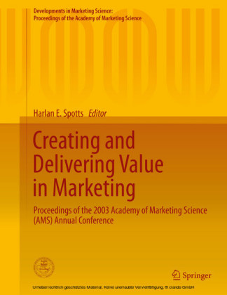 Creating and Delivering Value in Marketing
