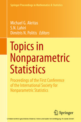 Topics in Nonparametric Statistics
