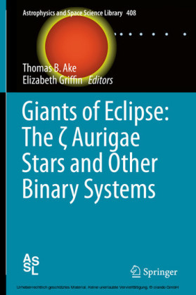 Giants of Eclipse: The ? Aurigae Stars and Other Binary Systems