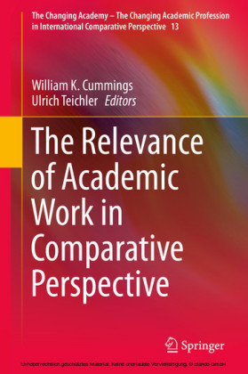 The Relevance of Academic Work in Comparative Perspective