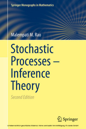 Stochastic Processes - Inference Theory