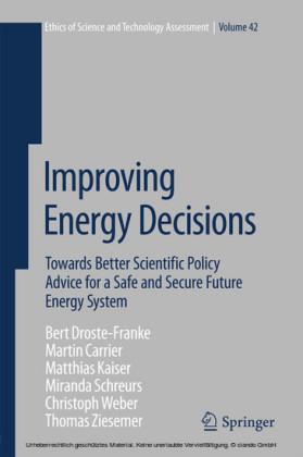 Improving Energy Decisions