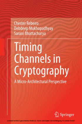 Timing Channels in Cryptography