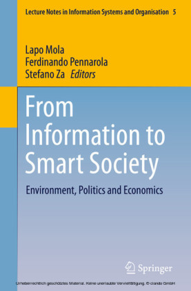 From Information to Smart Society