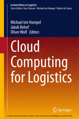 Cloud Computing for Logistics