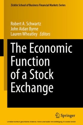 The Economic Function of a Stock Exchange