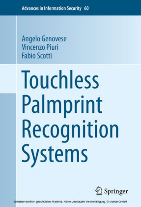 Touchless Palmprint Recognition Systems