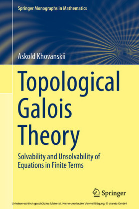 Topological Galois Theory