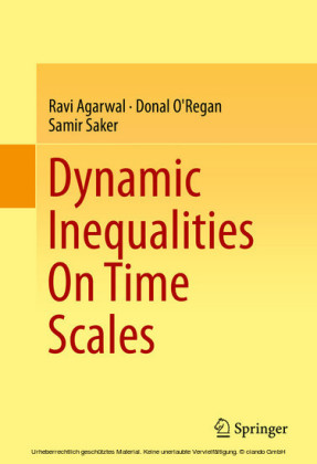 Dynamic Inequalities On Time Scales