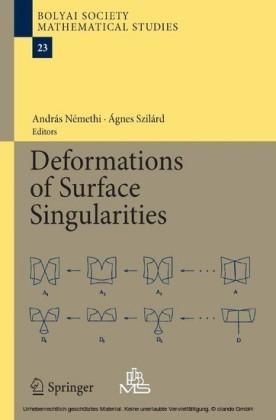 Deformations of Surface Singularities