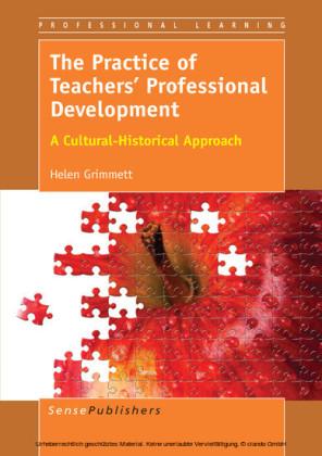 The Practice of Teachers Professional Development
