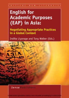 English for Academic Purposes (EAP) in Asia