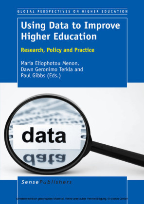 Using Data to Improve Higher Education