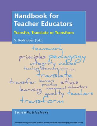 Handbook for Teacher Educators