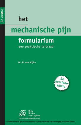 Het mechanische pijn formularium