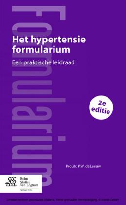 Het hypertensie Formularium