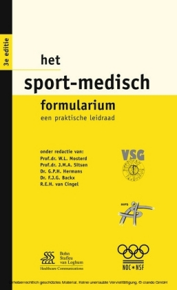 Het sport-medisch formularium