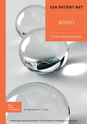 Een patient met ADHD