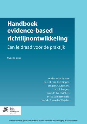Handboek evidence-based richtlijnontwikkeling