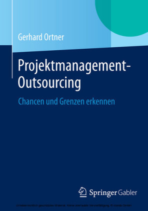 Projektmanagement-Outsourcing