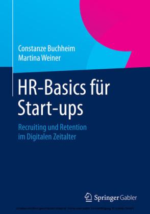 HR-Basics für Start-ups