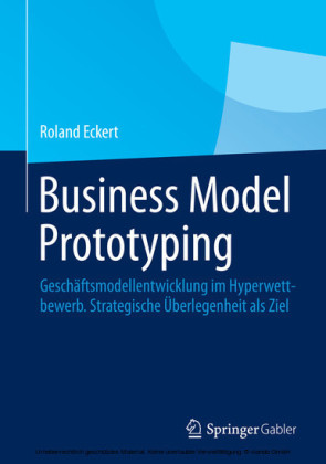 Business Model Prototyping